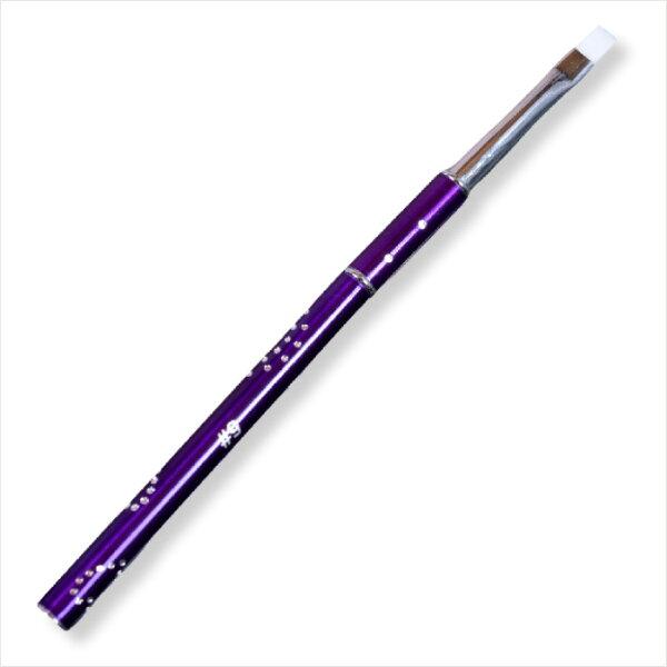 嘉奈兒 紫鐵桿點鑽光療筆-5號 [43710] ::WOMAN HOUSE:: 指甲彩繪/水晶/粉雕