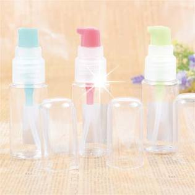 B+D L24TP-30透明乳液按壓式空瓶-30ml(不挑色) [47325]◇瓶瓶罐罐容器分裝瓶◇