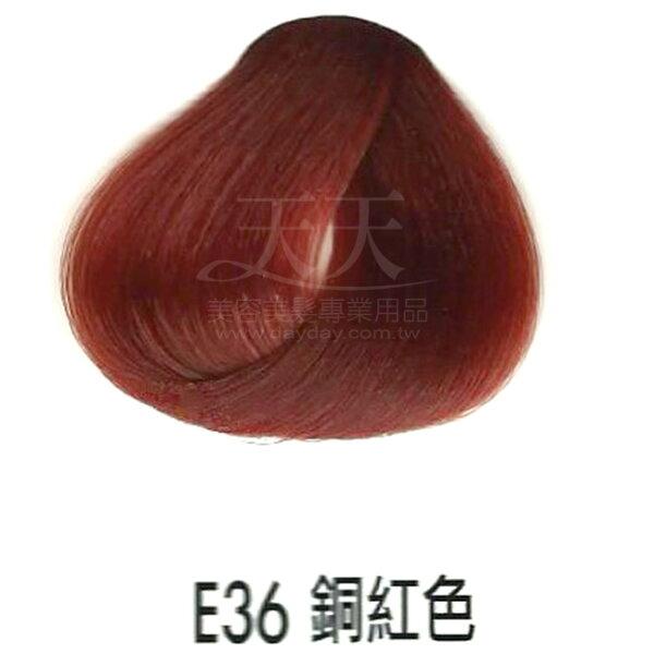耐婷 亮彩染髮劑 E36-銅紅色60g [73053] ::WOMAN HOUSE::