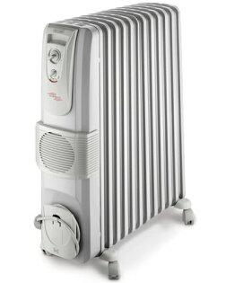 DeLonghi迪朗奇 KR791215V 12片式葉片熱對流電暖器