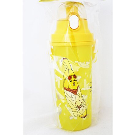 [敵富朗超市]香蕉先生彈蓋水壺680cc 1