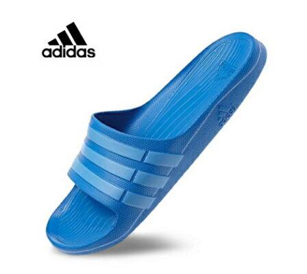 ADIDAS 愛迪達 一體成型 拖鞋 運動拖鞋B44297 ( 陽光樂活)