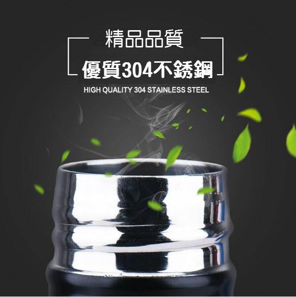 2入免運組 潮牌風格304不銹鋼內膽保溫瓶 中號500ml 金屬色 可樂瓶 保溫杯 保齡球造型杯 運動水壺 3
