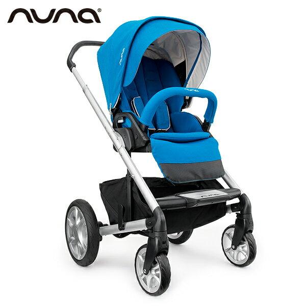 【安琪兒】荷蘭【Nuna】MIXX 推車組 天空藍 【買就送Borny包覆墊+涼感被(隨機)】 1