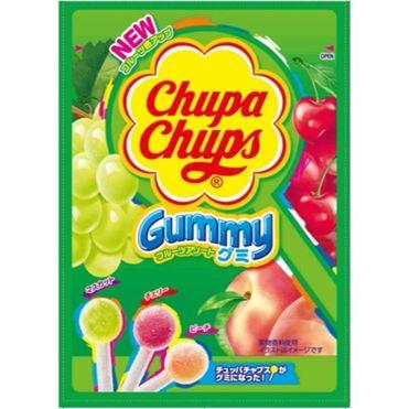 [即期良品]Chupa Chups棒棒糖造型水果軟糖(80g) *賞味期限:2016/10/31*