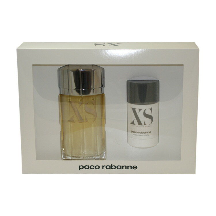 Paco Rabanne Set XS edt 100ml + Deo 75ml 0