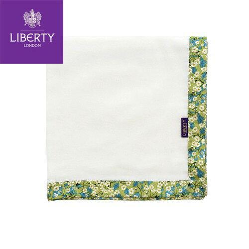 【安琪兒】韓國【 Borny 】英倫頂級款多功能紗巾(綠小花) - 限時優惠好康折扣
