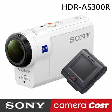 Sony AS300R FullHD 攝影機 公司貨 送座充 sony HDR-AS300R - 限時優惠好康折扣