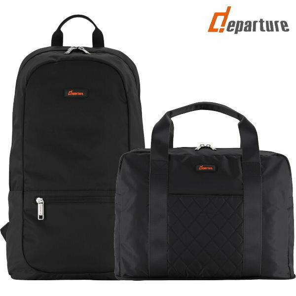 《旅行配件》收納兩件組×四色可選:: departure 旅行趣/FT045+FT083 1