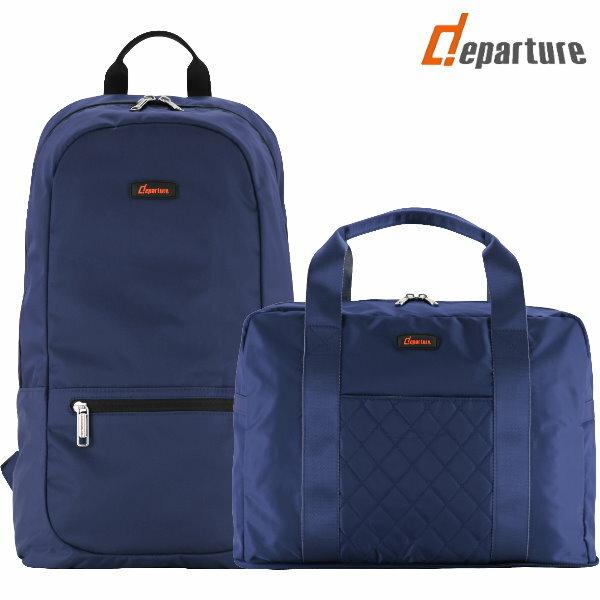 《旅行配件》收納兩件組×四色可選:: departure 旅行趣/FT045+FT083 0