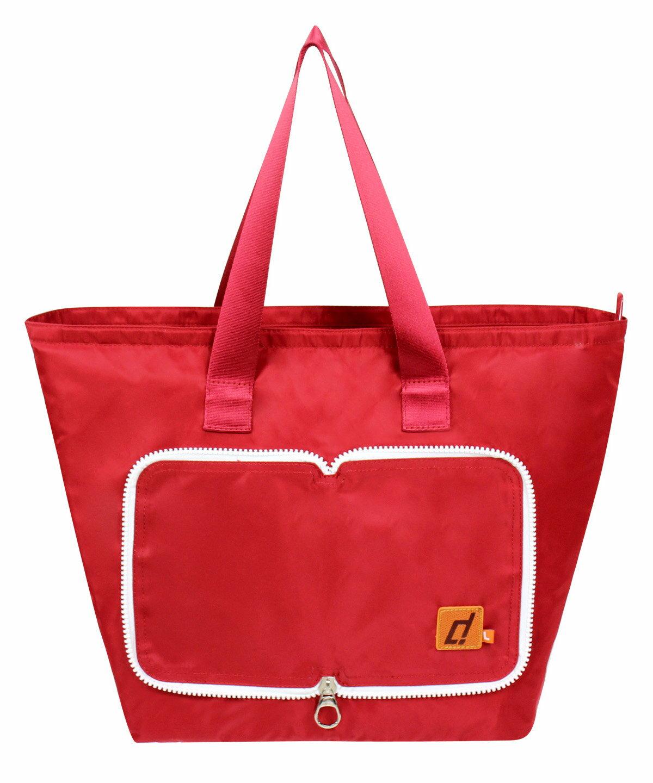 departure 旅行趣 收納/摺疊袋 萬用旅行便利摺疊帶-L紅 - 限時優惠好康折扣