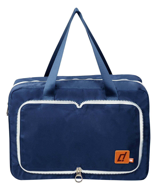 departure 旅行趣 收納/摺疊袋 萬用旅行便利摺疊帶-M藍 - 限時優惠好康折扣