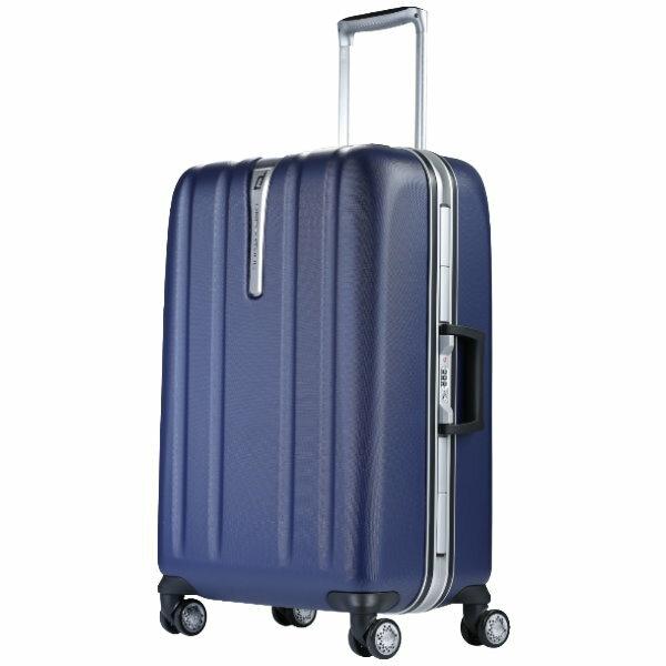「25吋 行李箱」硬殼鋁框箱×藍色 ∕ 五折加購雙色登機箱×三色可選 :: departure 旅行趣 ∕ HD020B 3
