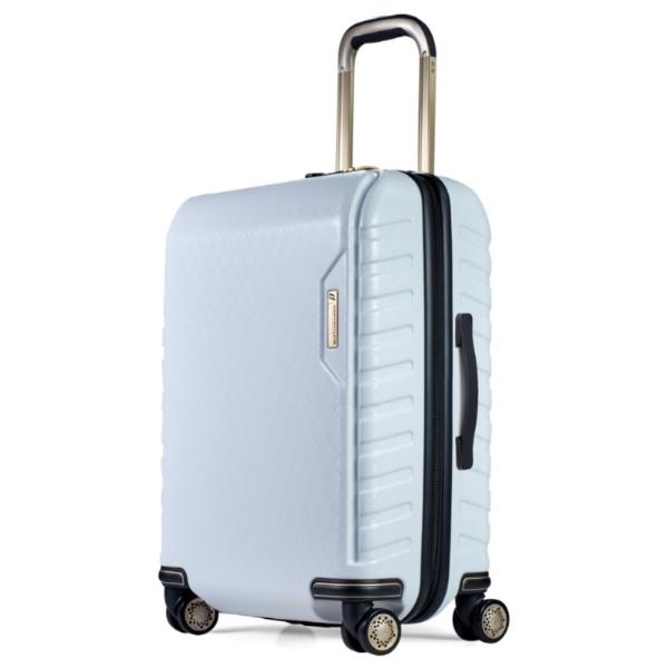 「25吋 行李箱」時尚格紋 硬殼YKK拉鍊箱 ×四色可選 :: departure 旅行趣/HD201 1