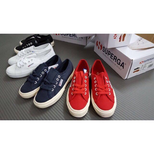 【SUPERGA】義大利國民鞋-深藍 8