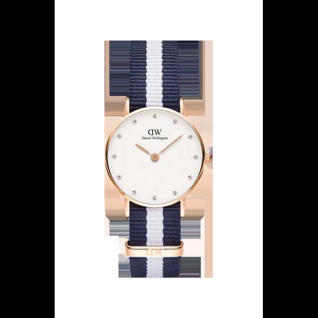 【Daniel Wellington】DW手錶CLASSY GLASGOW 26MM(免費贈送另一組表帶) 1