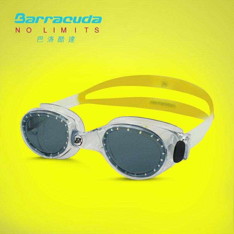 美國巴洛酷達Barracuda成人抗UV防霧泳鏡-FLITE-#8420 0