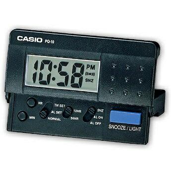 Reloj despertador Casio PQ-10-1ER 0