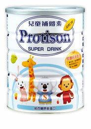 (買6送1)兒童補體素天然口味-新 900g