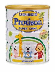 (買6送1)兒童補體素香草口味-新 900g
