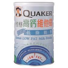 桂格高鈣維他命低脂奶粉825g【合康連鎖藥局】