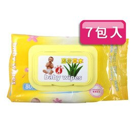 天之嬌子超厚濕巾 80片 / 7包【合康連鎖藥局】