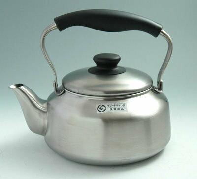 *新品上市*日本製*柳宗理 經典 設計款 不鏽鋼 kettle 2.5L 霧面水壺