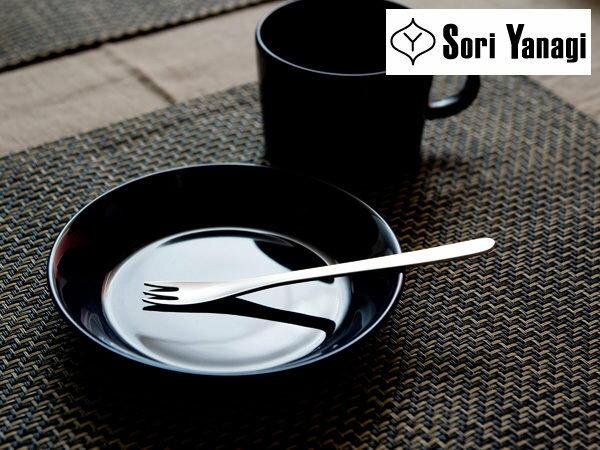 *新品上市*日本製*柳宗理 Sori Yanagi 餐具14cm不鏽鋼 迷你叉-M