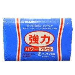 *新品上市*日本製*日本進口 強力去污藍皂 洗衣皂-現貨