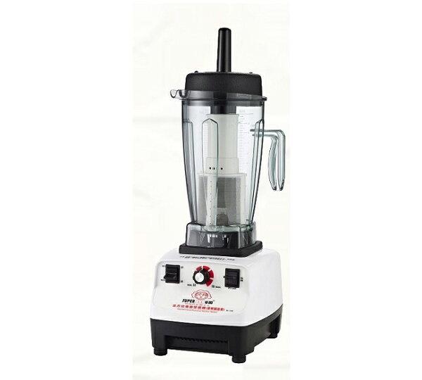 SUPER MUM全營養多功能調理機/冰沙機 BTC-588