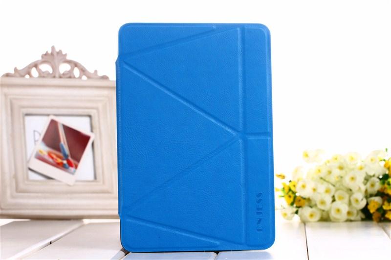 [Apple] iPadAir2-金三角可立式側掀皮套