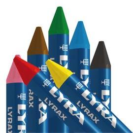 【德國LYRA】兒童三角胖蜂蠟筆(單枝)