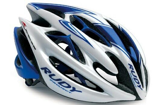 【7號公園自行車】RUDY PROJECT STERLING 安全帽(白藍)