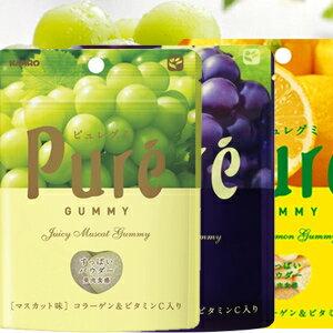 日本甘樂Pure軟糖 酸甜水果軟糖 [JP322]