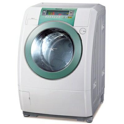 Panasonic國際牌 13公斤變頻滾筒式洗脫洗衣機(NA-V130UW-H)