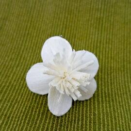【蘿瑪樂活】手作造型擴香花-茉莉(粉)-小花(直徑約3cm)