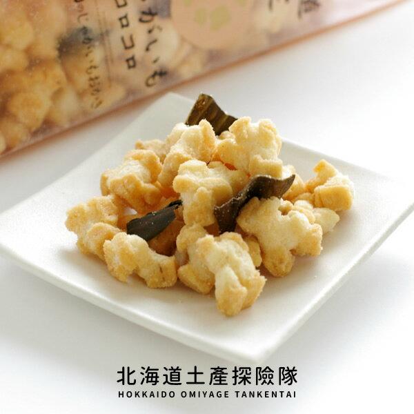 「日本直送美食」[HORI] 馬鈴薯小米菓 (鹽味) ~ 北海道土產探險隊~