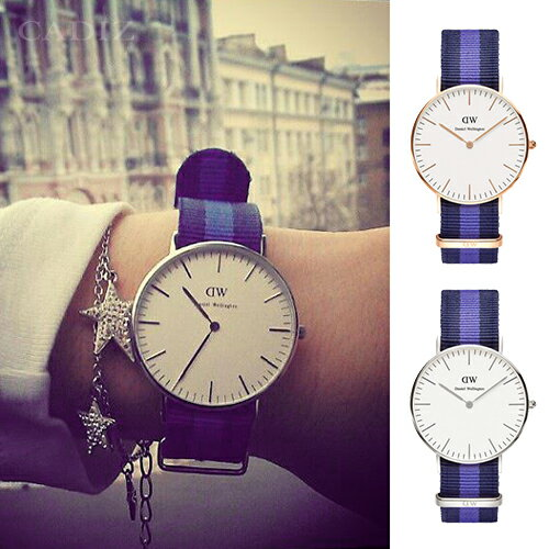 【Cadiz】瑞典DW手錶Daniel Wellington 0504DW金0603DW銀 Swansea 36mm - 限時優惠好康折扣