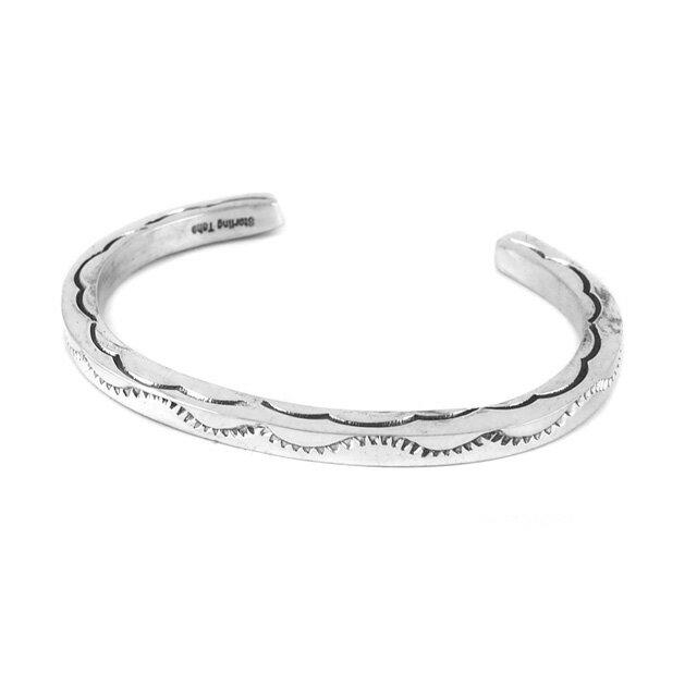 【海外訂購】【Indian Jewelry】印地安圖騰方形手鐲(花紋隨機出貨)(Navajo-026-R) 4