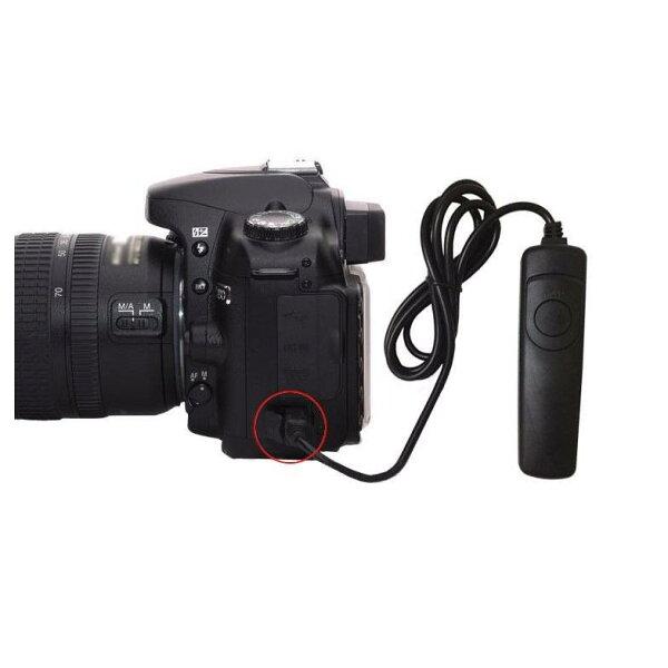 攝彩@佳能 Canon RS-80N3 快門線 1DS 6D 5D 5D2 5DII 5D3 5DIII 7D --21104