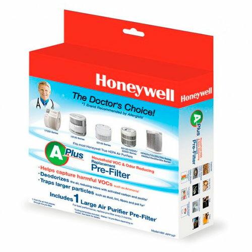 Honeywell CZ除臭濾網 HRF-APP1 空氣清淨機 前置活性碳濾網