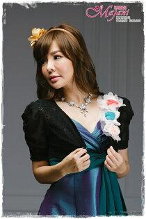 [瑪嘉妮Majani]- 甜美 氣質 百搭 大尺碼小外套 L~4XL 搭配禮服/馬甲 特價389元 ct-052