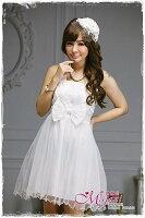 時尚洋裝 小禮服推薦到[瑪嘉妮Majani]- 甜美 氣質 大尺碼小禮服 伴娘服 宴會 約會 L~3XL 特價590元免運 ld-011