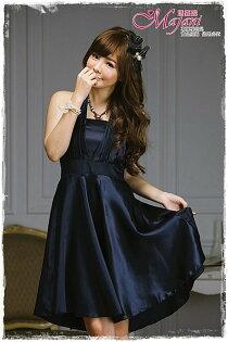[瑪嘉妮Majani]- 甜美 氣質 大尺碼小禮服 伴娘服 宴會 約會 L~3XL 特價590元免運 ld-022