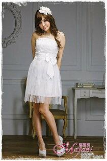 [瑪嘉妮Majani]- 甜美 氣質 大尺碼小禮服 伴娘服 宴會 約會 L~3XL 特590元免運 ld-051