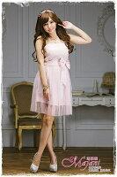 時尚洋裝 小禮服推薦到[瑪嘉妮Majani]- 甜美 氣質 大尺碼小禮服 伴娘服 宴會 約會 L~3XL 特價590元免運 ld-053