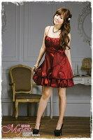 時尚洋裝 小禮服推薦到[瑪嘉妮Majani]- 甜美 氣質 大尺碼小禮服 伴娘服 宴會 約會 L~3XL 特價590元免運 ld-073