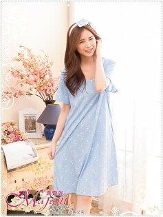 [瑪嘉妮Majani]中大尺碼睡衣-棉質居家服 睡衣 舒適好穿 寬鬆 有特大碼 特價299元 sp-117