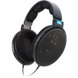 志達電子 HD600 SENNHEISER HD-600 頭戴全罩式高傳真立體耳機 宙宣公司貨