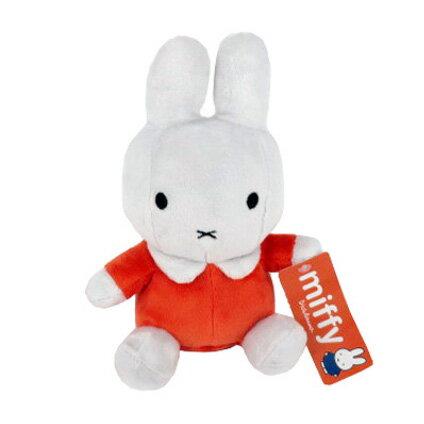 miffy洋裝玩偶(橘)